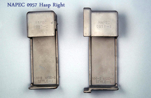 NAPEC 0957 Hasp Right Investment Casting