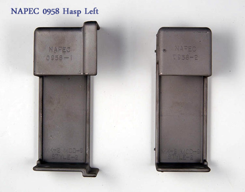 NAPEC 0958 Hasp Left Investment Casting